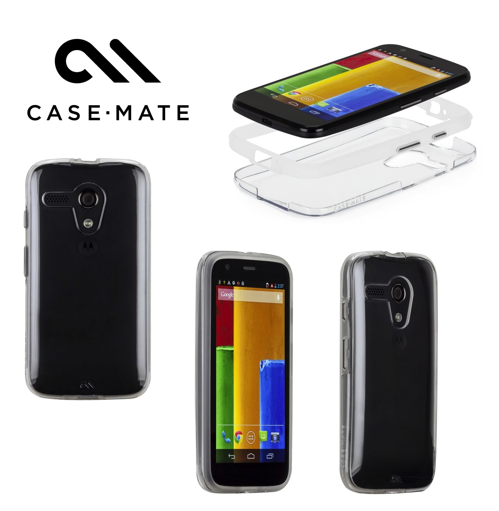 Casemate iphone naked 2 case