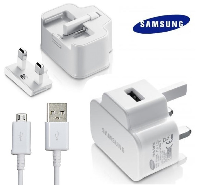 genuine samsung galaxy tab 3 mains charger   eta u90uwe