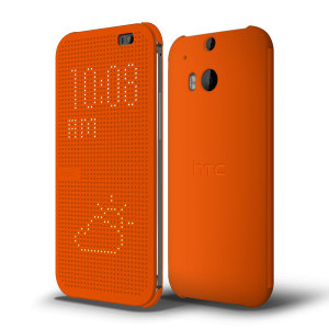 HTC One M8 Dot View Case
