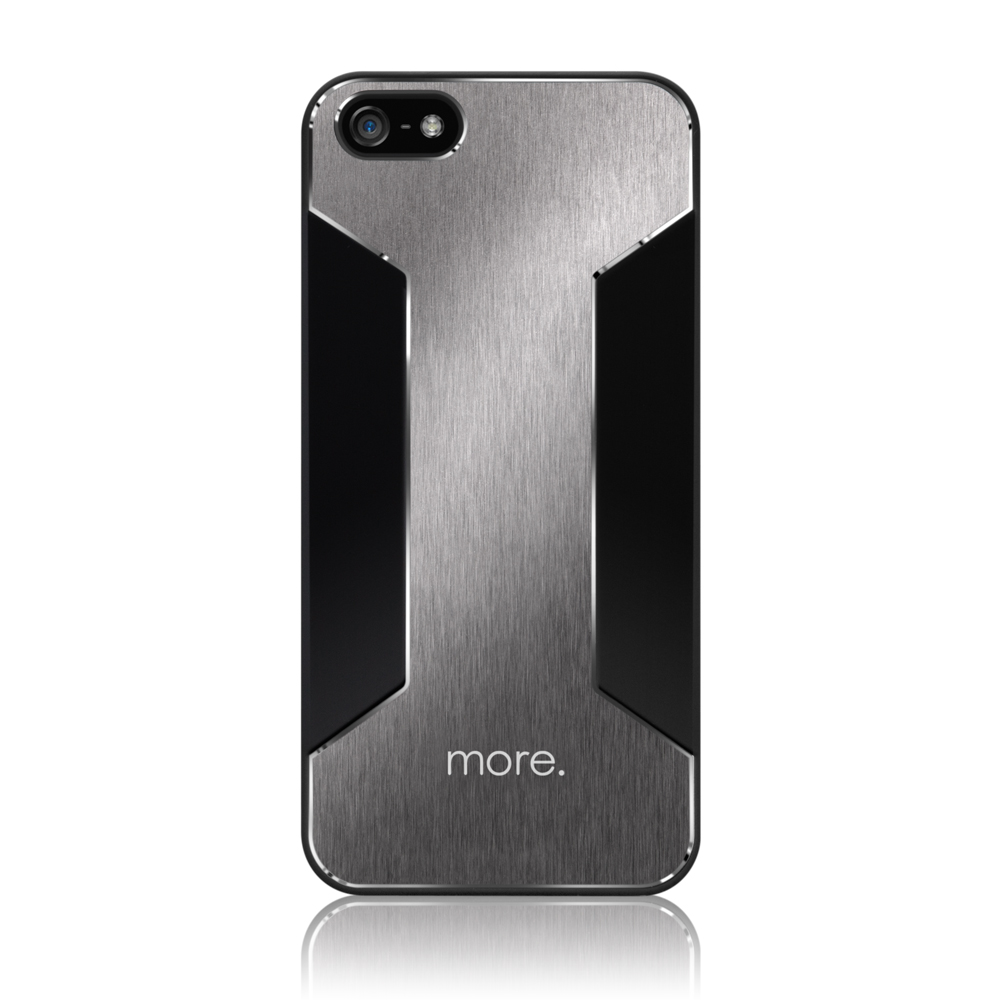Titanium Iphone  Plus Bumper