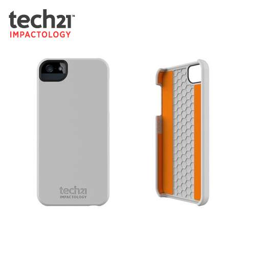 iPhone 5 Tech21 T21-1810 Impact Snap Case with D30 ...