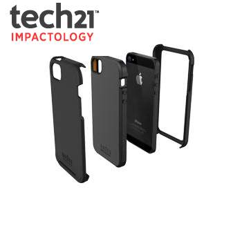 iPhone 5 Tech21 T21-1976 Impact Special Ops Patrol D30 ...