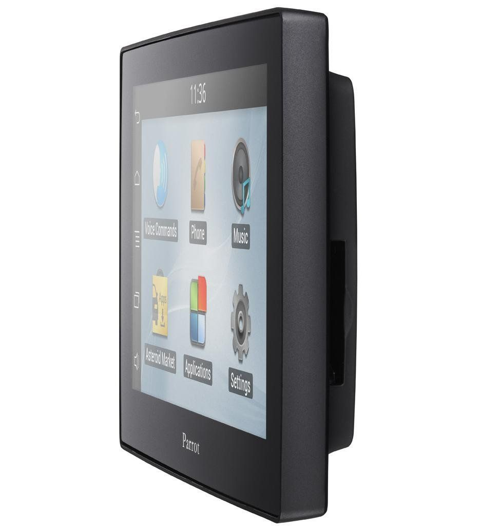 parrot asteroid tablet. Black Bedroom Furniture Sets. Home Design Ideas