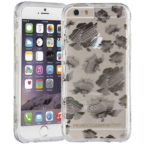 size 40 ddadc ef234 CaseMate iPhone 6S / 6 REBECCAMINKOFF Collection Stripped Floral Case