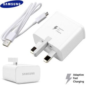 Genuine Samsung Galaxy Note 4 Adapter Fast Charger | Buytec.co.uk