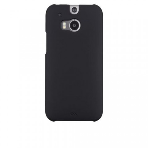 watch 20a81 fbd18 HTC One M8 Case-Mate Barely There | Black