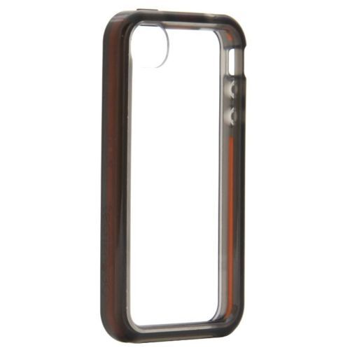 various colors 43b73 57a83 iPhone 4/4S Tech21 Impact Band Case with D3O | Smokey