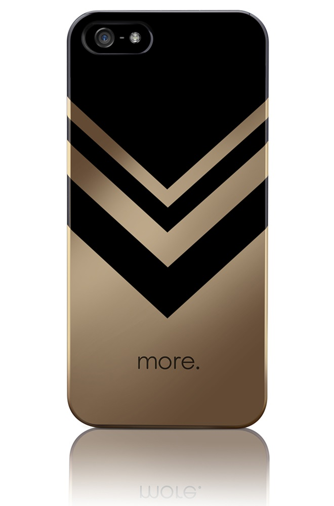 classic fit 733bc 28e71 iPhone 5 / 5S / SE More-Thing Vertex Metallic Case | Jess/Rose Gold