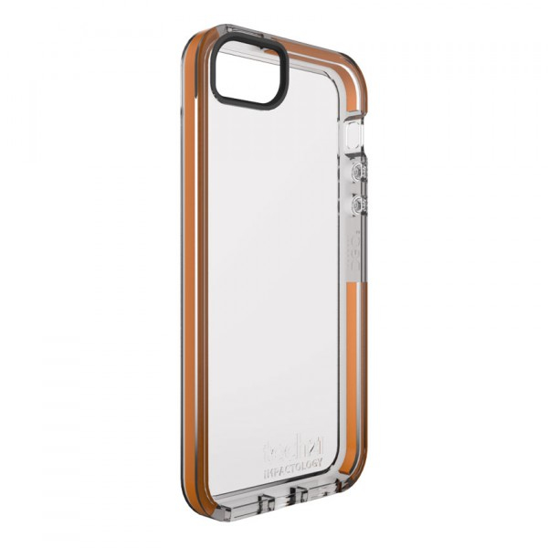iPhone 5 Tech21 T21-1832 Impact Band Case with D3O ...