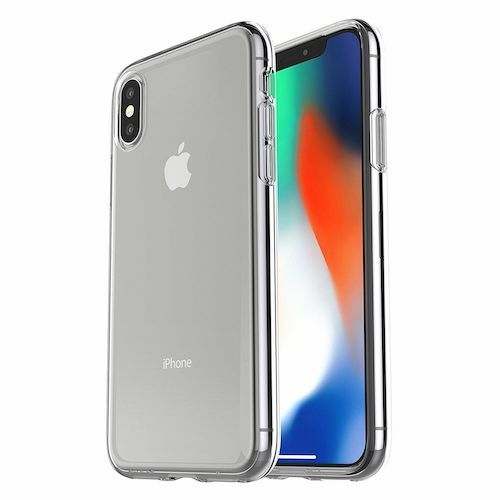 iPhone X OtterBox Clearly Protected Case | Buytec