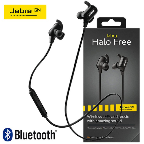 Jabra Halo Free Wireless Headphones | buytec.co.uk