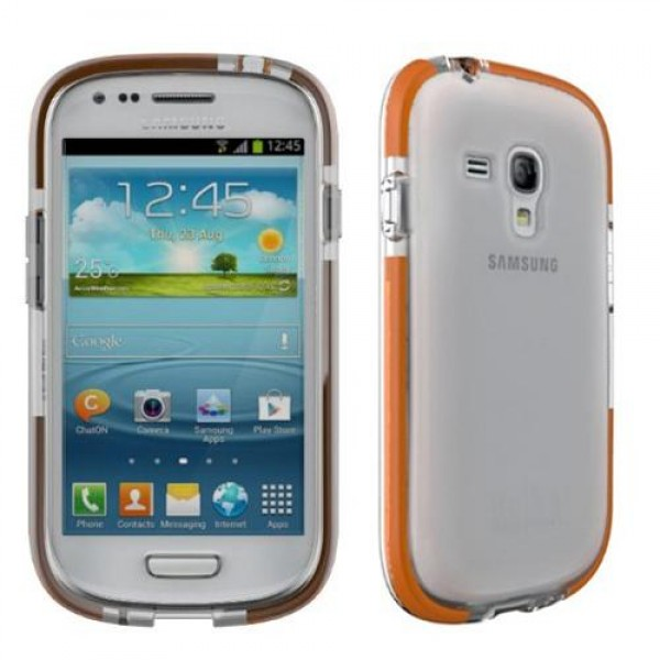 promo code 1c229 eda2a Samsung Galaxy S3 Mini Tech21 T21-2182 Impact Shell Case with D3O | Clear