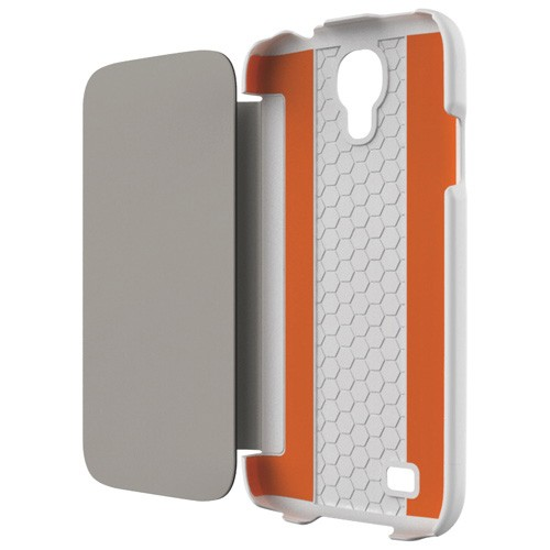 new styles 3ad01 116bd Samsung Galaxy S4 Mini Tech21 Impact Snap Cover Case with D3O | White